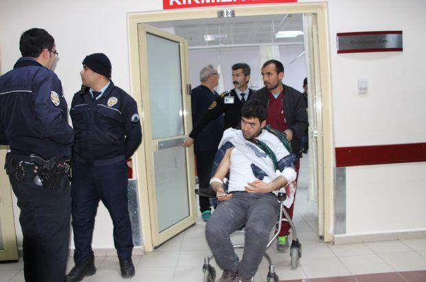 Köyü ayırmak için referandum yaptılar, sonuç: 10 yaralı, 12 gözaltı