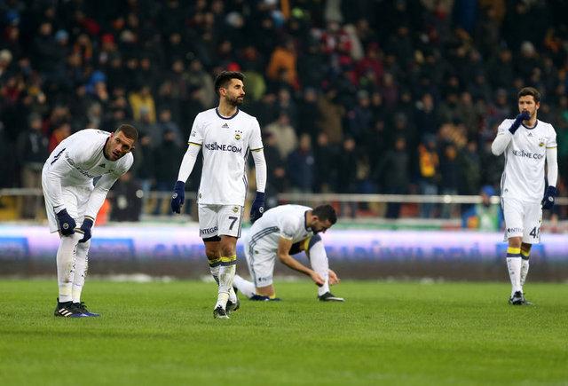 Fenerbahçe çöktü!