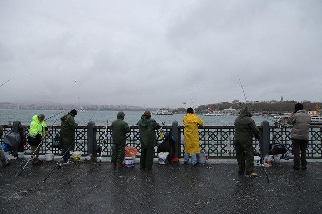 Hava durumu 30.01.2017 İstanbul'a kar ne zaman gelecek