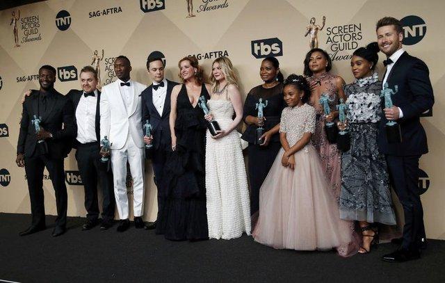 Sinema Oyuncuları Birliği Ödülleri (SAG) sahiplerini buldu!