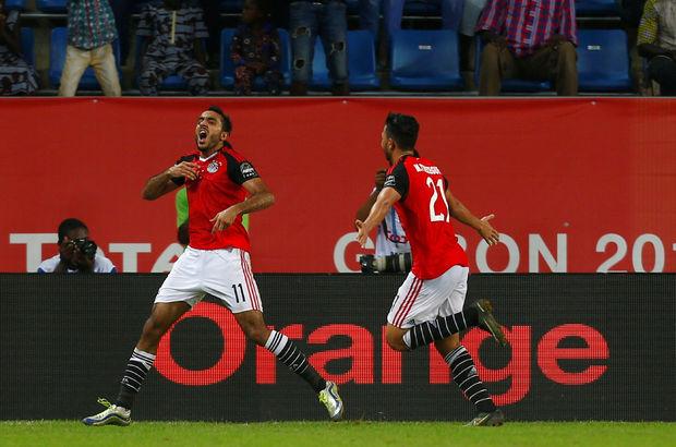 Mısır yarı finalde!