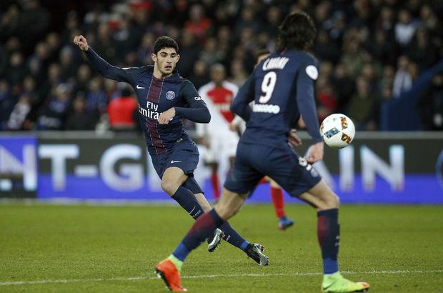 PSG: 1 - Monaco: 0
