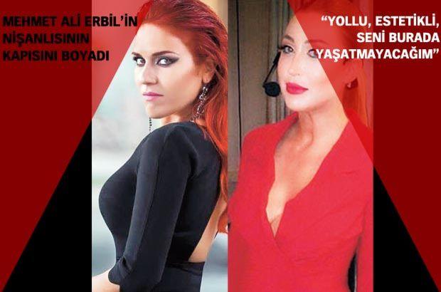 Bade Noğay ile Zeynep Sağdaş'ın gürültü kavgasına 6 bin lira ceza