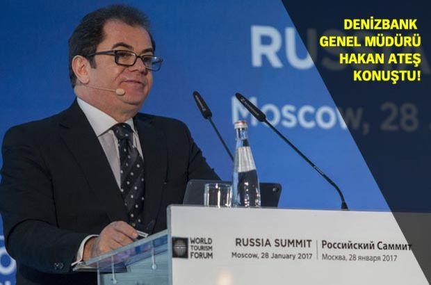 Denizbank Genel Müdürü Hakan Ateş: Kararlar dünyanın sonu değil