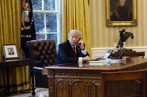 Trump, Güney Kore Devlet Başkanı Kyo-ahn ile telefonda görüştü