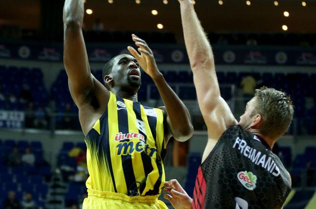 Fenerbahçe: 98 - Muratbey Uşak: 89