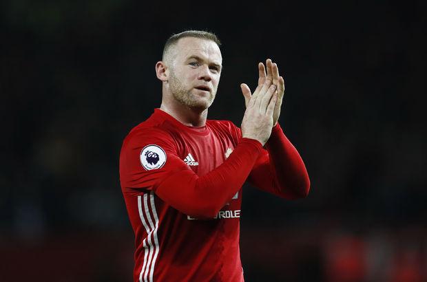 Wayne Rooney'e Çin'den 60 milyon Euro
