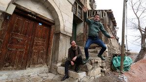 Murat Cemcir'in memleketinde nostalji turuna çıktılar