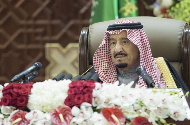 Suudi Kral, Donald Trump'ın teklifini kabul etti