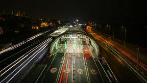 Avrasya Tüneli yarından itibaren 24 saat açık olacak