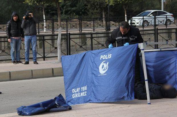 Adana'da sokak ortasında esrarengiz ölüm