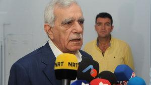 Adli Tıp Kurumu'nda getirilen Ahmet Türk yeniden Elazığ'da