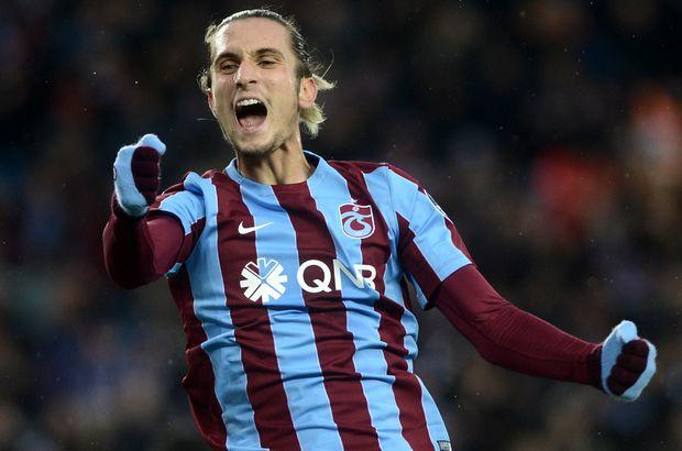 Yusuf Yazıcı, Trabzonspor'a ilaç oldu