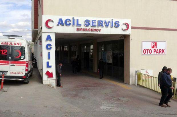 Şanlıurfa'da bir kişi hastanede merdiven boşluğuna düşüp öldü