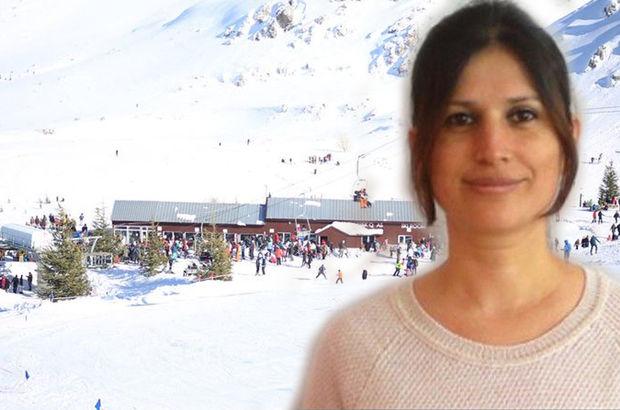Davraz'da Gülhan öğretmenin ölümünden sonra snowtubinge durdurma