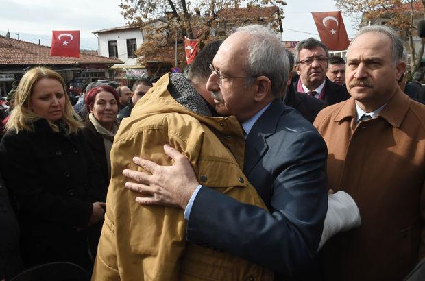 Kemal Kılıçdaroğlu, Uğur Öngay'ın cenaze törenine katıldı