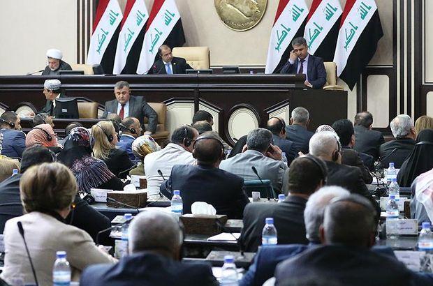 Irak Meclisi Donald Trump kararını onayladı