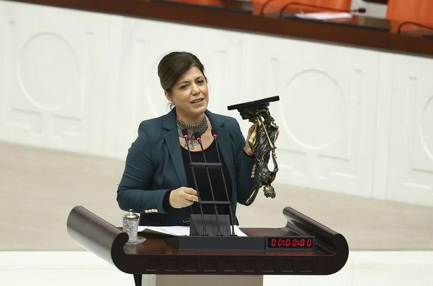 HDP'li Meral Danış Beştaş tutuklandı