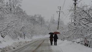 Diyarbakır, Trabzon, Ordu ve Giresun'da engelli ve hamile kamu personeline kar tatili