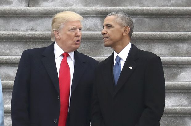 Barack Obama'dan Donald Trump'a tepki
