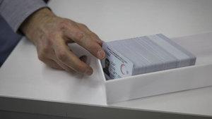 Yeni kimlik kartlarına bir ayda 2 milyon başvuru yapıldı