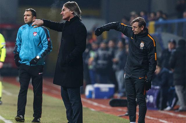 Jan Olde Riekerink, Galatasaray'da son 9 yılın en çok puan alan yabancı hocası oldu