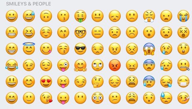 Gülen yüz emoji mutlu olmayı sağlıyor!
