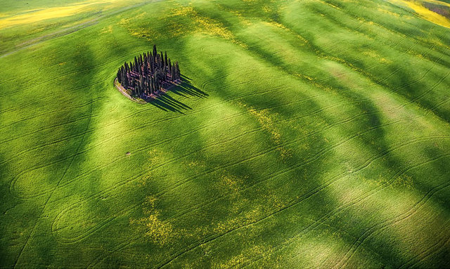 SkyPixel 2016 Fotoğraf Yarışması en iyi drone fotoğraflarını seçti