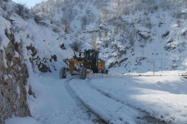 Doğu Anadolu'yu kar vurdu