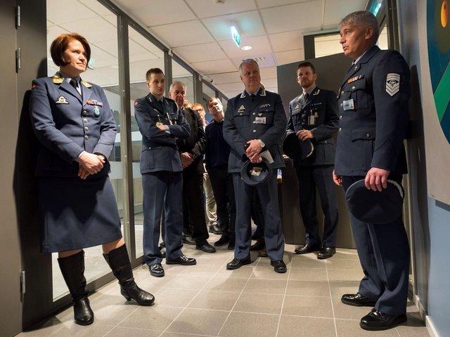 Hava kuvvetlerinin başına kadın general!