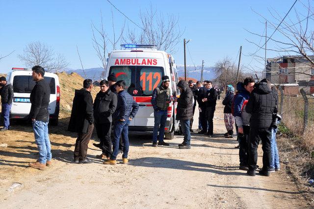 Bursa'da bir adam hafriyat sahasında ölü bulundu