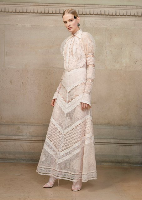 Givenchy 2017 Haute Couture İlkbahar koleksiyonu