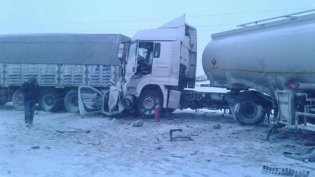 Şanlıurfa'da trafik kazaları