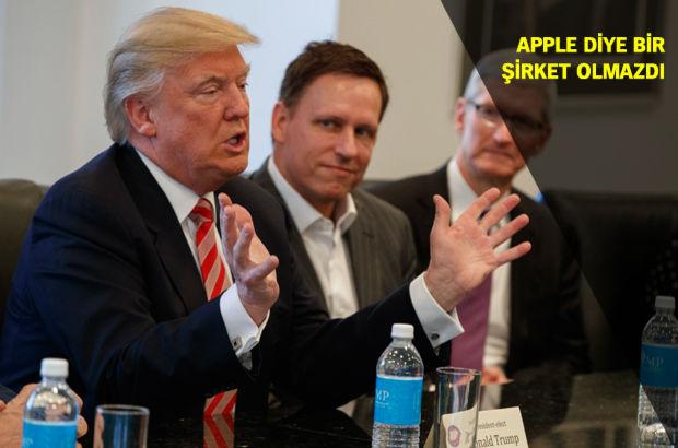 Donald Trump mülteciler