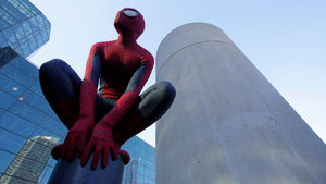 """""""Örümcek Adam"""" lakaplı şüphelinin yargılanmasına başlandı"""