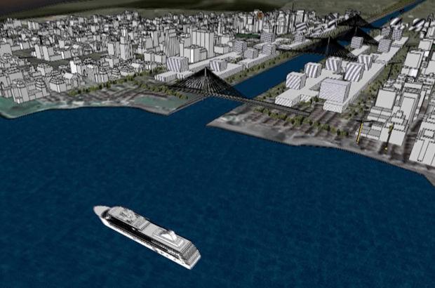 Kanal İstanbul projesinden çıkacak toprakla yapay adalar yapılacak
