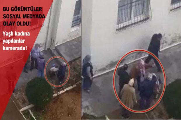 İzmir Torbalı'da hayvansever yaşlı kadına komşuları tarafından sert tepki!
