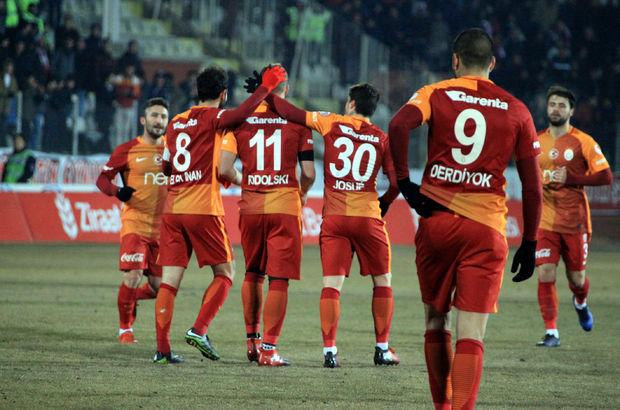 Galatasaray'da parasız saadet...