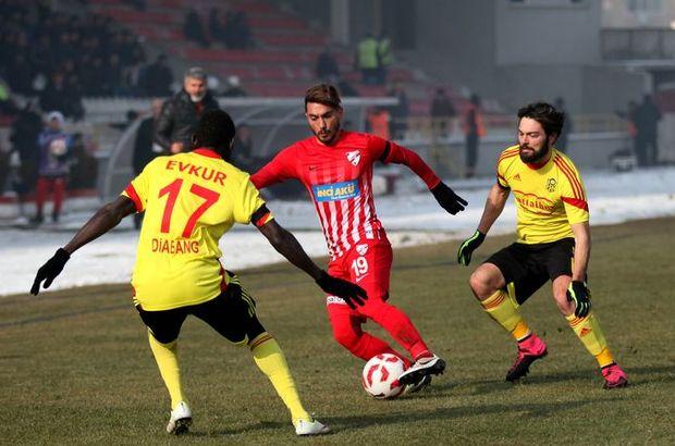 Murat Yıldırım Evkur Yeni Malatyaspor'da