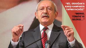 Kemal Kılıçdaroğlu referandum stratejisini açıkladı