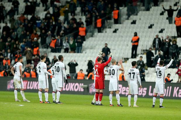 Beşiktaş, Vodafone Arena'da yenilmiyor
