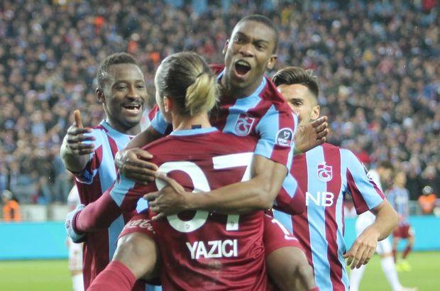 Trabzonspor'dan iki farklı başlangıç