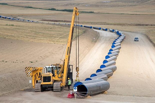Trans Adriyatik Boru Hattı'nın maliyeti 4,5 milyar avro olacak