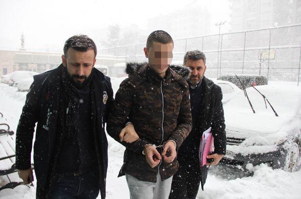 Samsun'da sokağa çişini yapanı uyarınca kurusıkı tabancayla ağır yaralandı