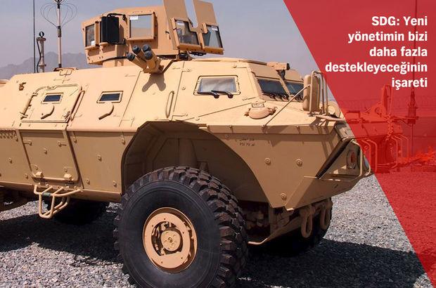 'ABD, terör örgütüne yeni zırhlı araçlar gönderdi' iddiası!