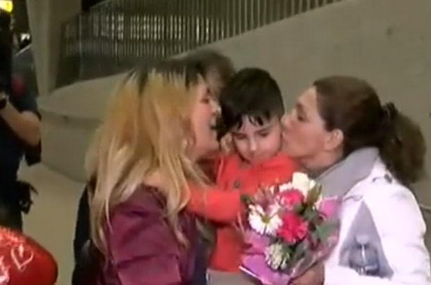 ABD havalimanında 5 yaşındaki çocuğa kelepçe!