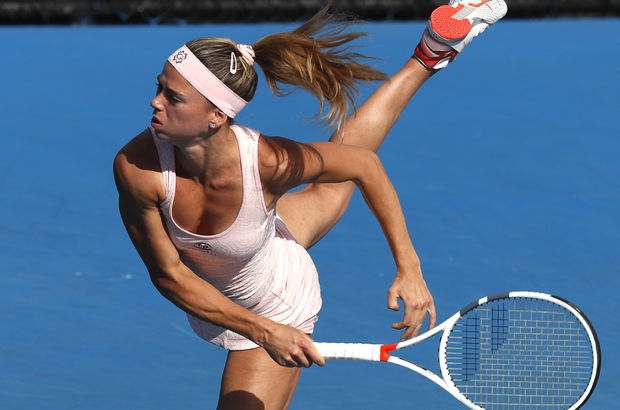 İtalyan tenisçi Camila Giorgi'ye 9 ay men