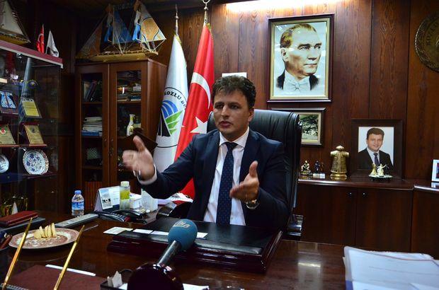 Kozlu Belediye Başkanı Ertan Şahin, yaşamını yitirdi