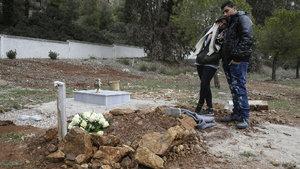 Yunanistan'daki sığınmacı kampından yürek yakan haber