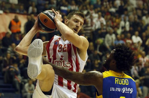 THY Avrupa Ligi'nde Ocak ayının MVP'si Ognjen Kuzmic